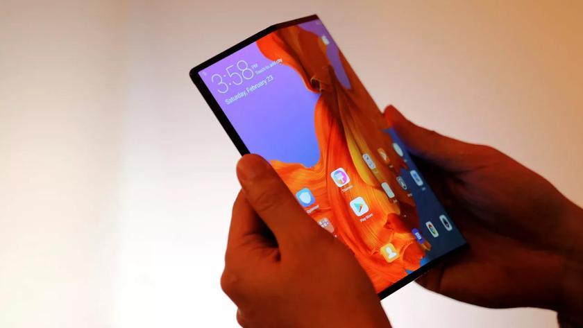 Huawei покажет на онлайн-презентации складной смартфон, планшет и ноутбук