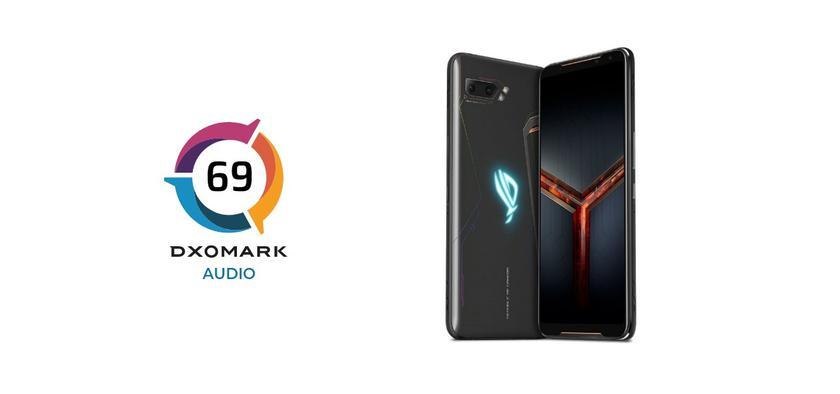 DxOMark протестировали звук в ASUS ROG Phone 2: аппарат вошёл в пятёрку лучших музыкальных смартфонов на рынке