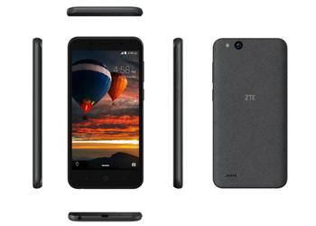 ZTE Temp Go: ultra budget smartphone on Android Go