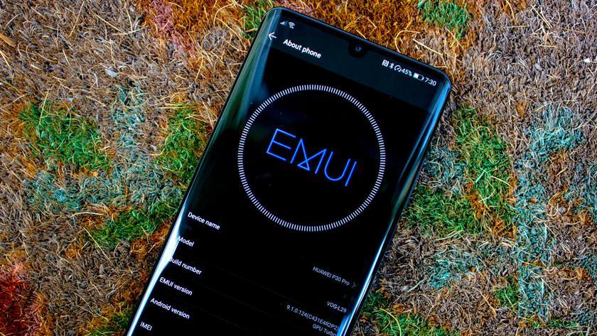 Huawei рассказала, какие смартфоны обновятся до EMUI 10 на глобальном рынке