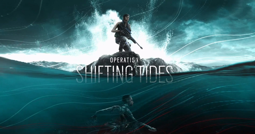 Все о Shifting Tides, последнем сезоне Rainbow Six Siege: новые оперативники иулучшение «Луна-парка»