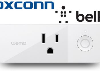 Foxconn buys Belkin with Linksys and WeMo subsidiaries for $ 866 million