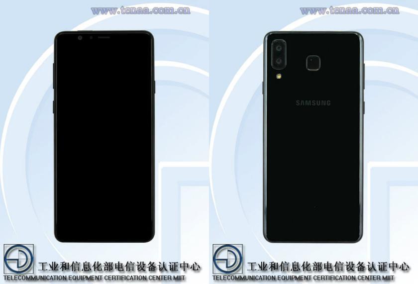 На видео показался неизвестный смартфон Samsung Galaxy A9 Star