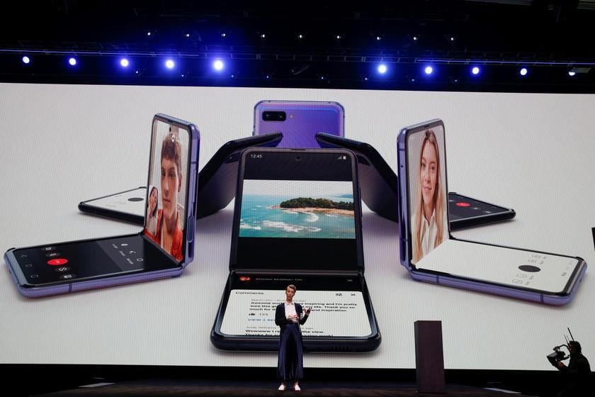 Эксклюзивная функция Samsung Galaxy Z Flip скоро появится на других Android-смартфонах
