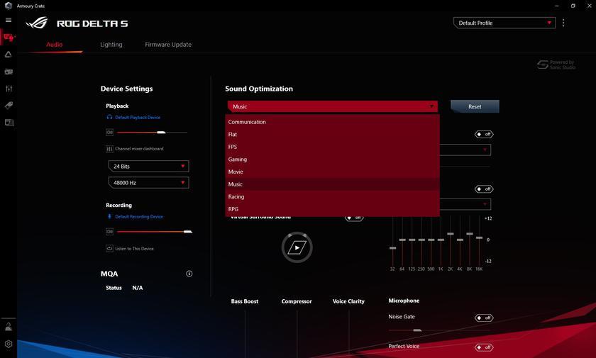 Обзор ASUS ROG Delta S: универсальная геймерская гарнитура с Hi-Res звуком и шумоподавлением-27
