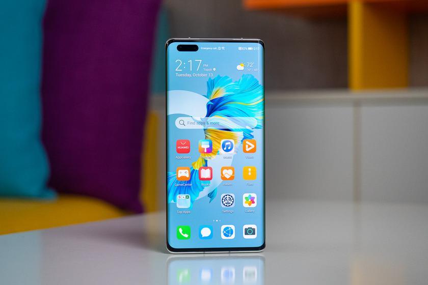 Huawei выпустила новую версию ПО для Mate 40 Pro: улучшили интерфейс, звонки и добавили новый патч безопасности