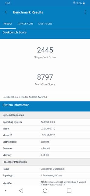 Обзор LG G7 ThinQ: быть в тренде-75