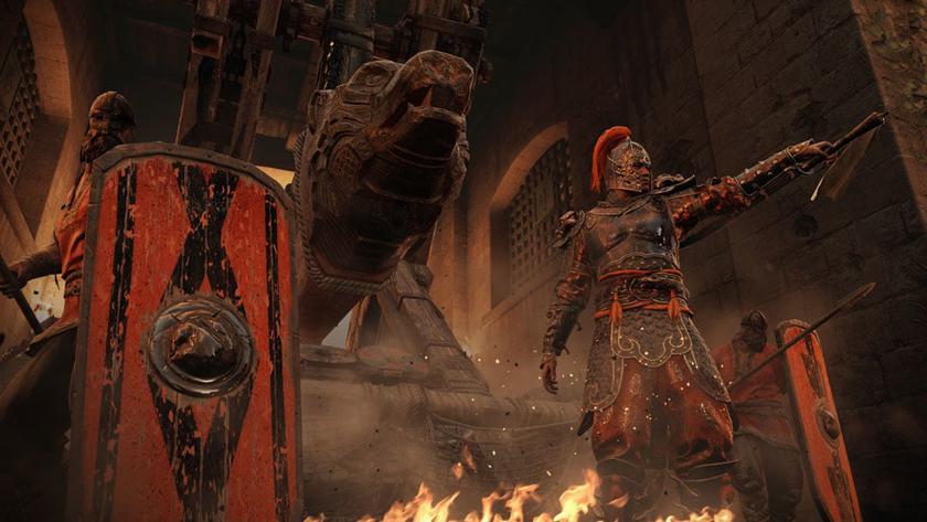 Ввосьмом сезоне For Honor добавят фракцию древних китайских воинов