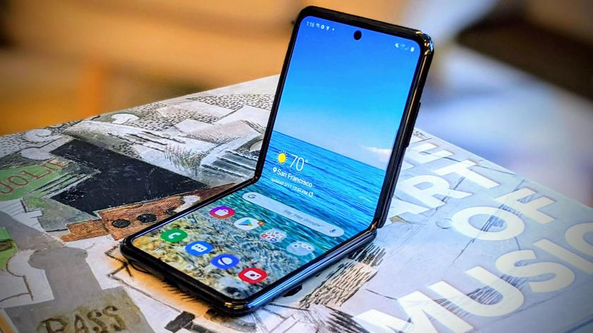 Samsung опустила ценник Galaxy Z Flip 5G на $250: «раскладушка» теперь стоит, как Galaxy S21 Ultra и iPhone 12 Pro Max