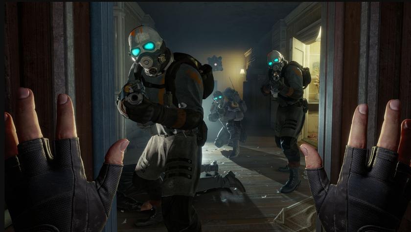 Почему неHalf-Life 3: Valve рассказала оразработке Half-Life: Alyx