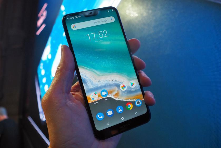 HMD Global анонсировала обновление Android 10 для Nokia 7.1