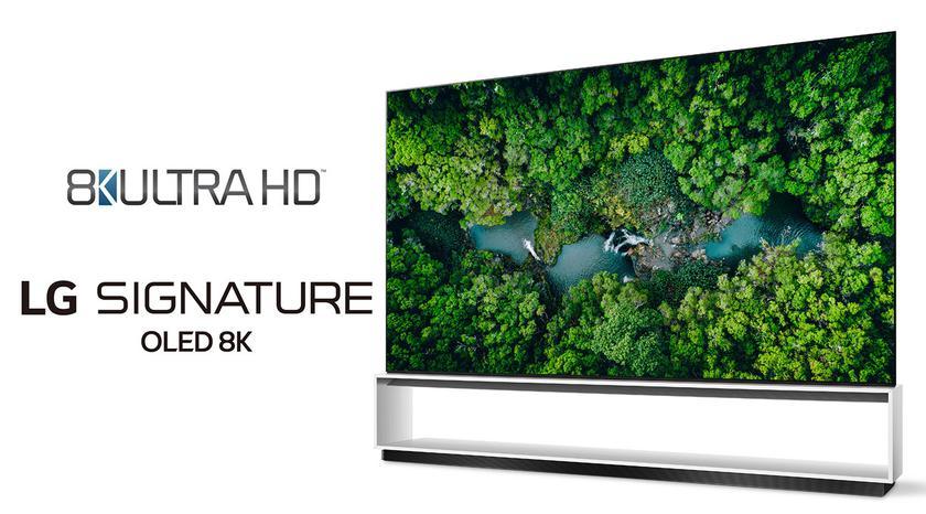 Настоящий 8K: телевизоры LG первыми превзошли требования к дисплеям 8K Ultra HD