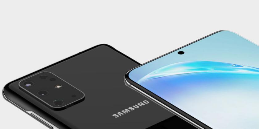 Новый рендер Samsung Galaxy S11+, основанный напоследнем прототипе смартфона