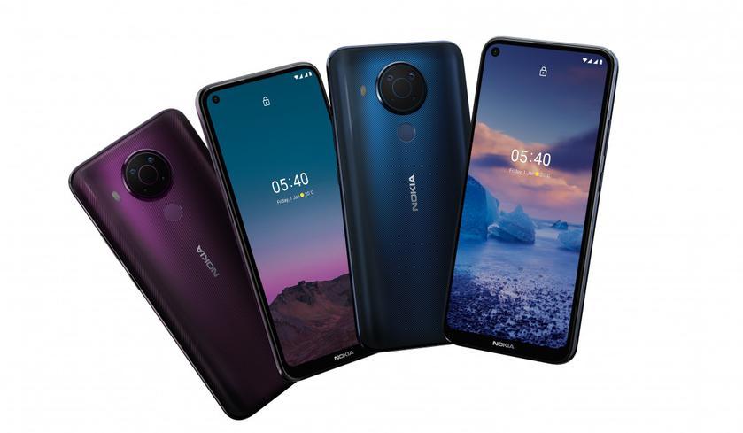 Лучше поздно, чем никогда: бюджетник Nokia 5.4 начал обновляться до Android 11