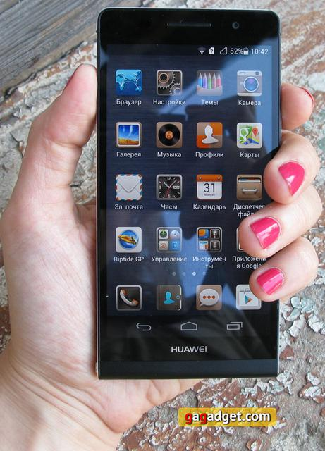 Обзор Huawei Ascend P6-15