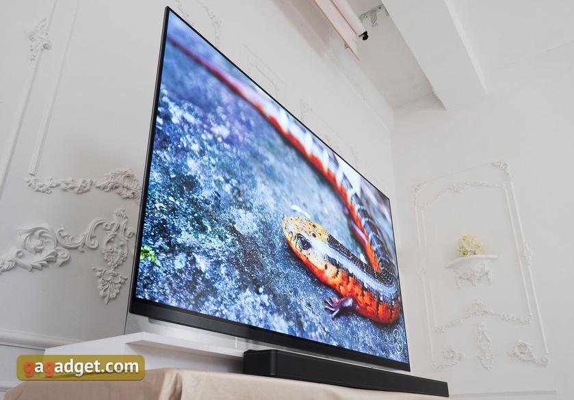 Обзор LG OLED65E8PLA: OLED-телевизор с максимальным набором новых технологий-2