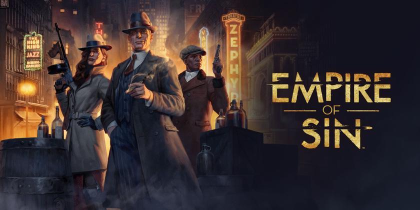 20 лучших новинок Steam: вдекабре все играли вEmpire ofSin, Cyberpunk 2077, Haven, Monster Sanctuary идругие