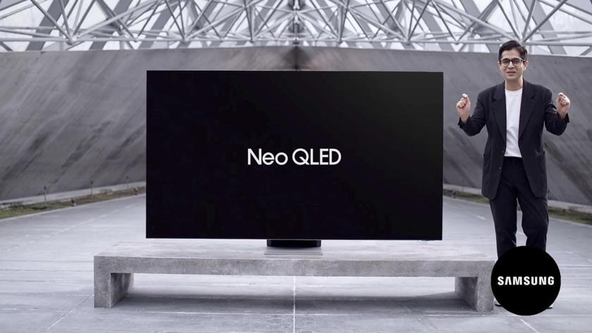 Samsung The First Look 2021: телевизоры Neo QLED и Micro LED, пульт ДУ, который не нужно заряжать и другие технологии будущего (самое главное, объяснение на гифках)