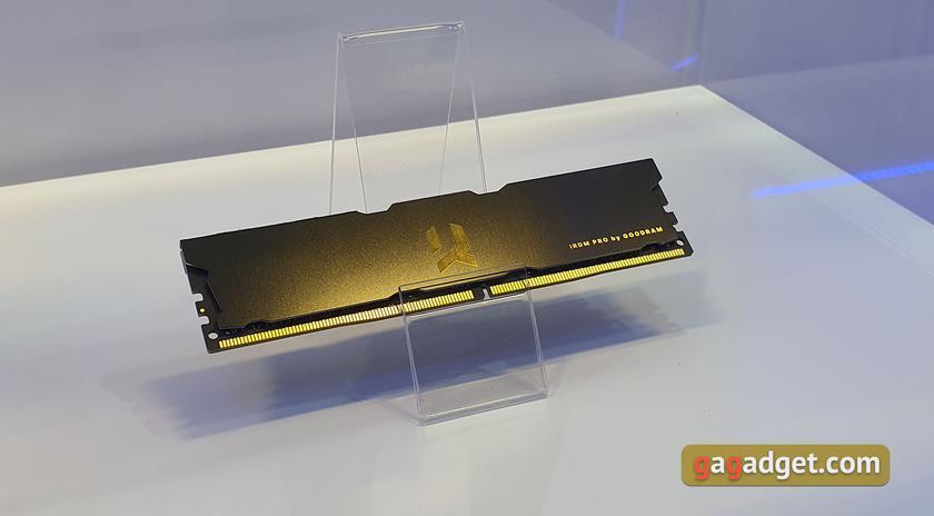 IFA 2019: PCIe 4.0 NVMe SSD-накопитель IRDM Ultimate X и другие новинки Goodram-5