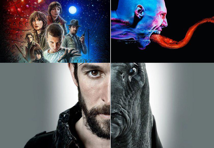 10 лучших фантастических сериалов этого десятилетия
