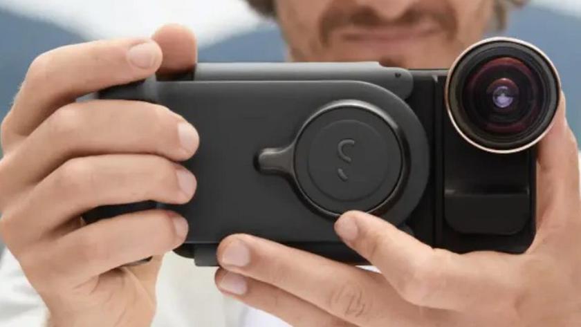 ShiftCam ProGrip: кейс с беспроводной зарядкой, который превратит ваш смартфон в профессиональную камеру