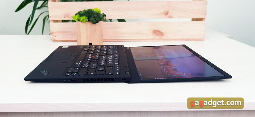 Обзор Lenovo ThinkPad X1 Carbon 8th Gen: нестареющая бизнес-классика-16