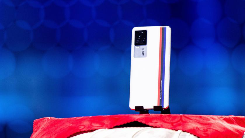 100% за 15 минут: флагман iQOO 7 получит сверхбыструю зарядку на 120 Вт
