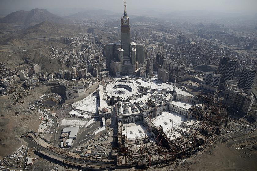 Саудовская Аравия построит город за $500 млрд и заселит его роботами