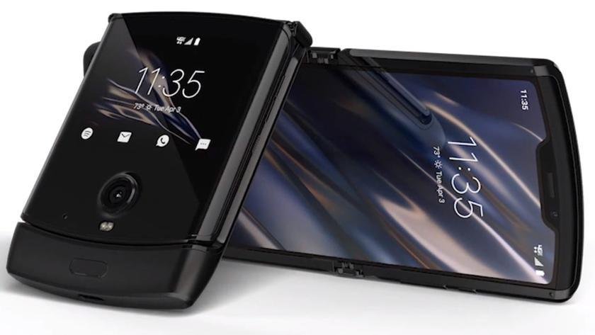 Как и Samsung Galaxy Fold: продажи «раскладушки» Motorola RAZR 2019 откладываются
