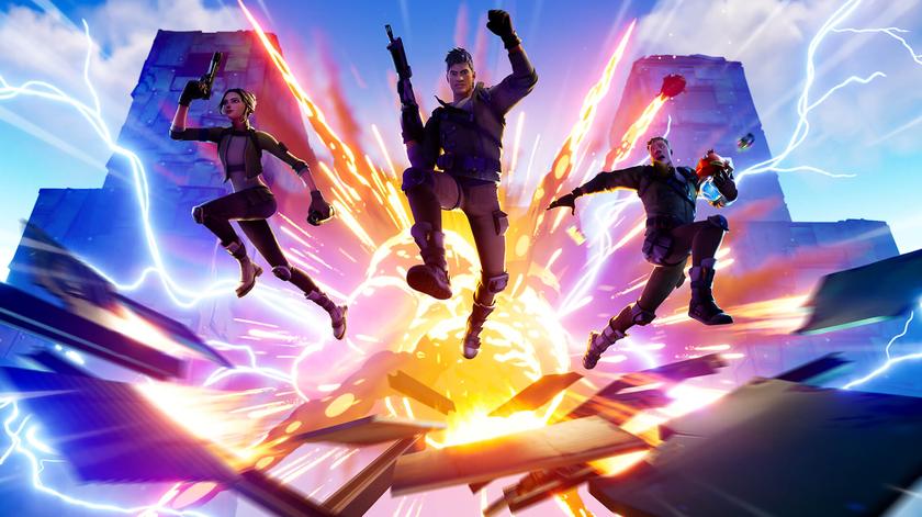 ВFortnite нагрянули праздники: Epic Games запустила «Боевую лабораторию» и«Зимний фестиваль»