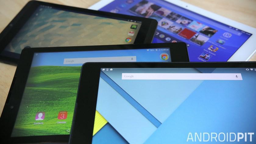 IDC: рынок планшетов сокращается два года подряд