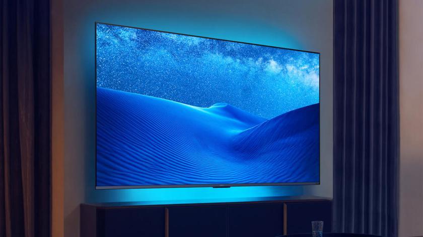 OPPO Smart TV K9 75: 75-дюймовый телевизор с 4К, HDR10+ и 30-ваттными динамиками за $850