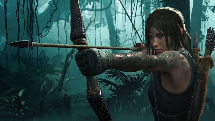 Shadow ofthe Tomb Raider получит продолжение, новвиде аниме отNetflix