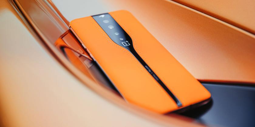 OnePlus представила на CES 2020 Concept One — необычный смартфон с исчезающей камерой