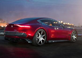 "Fisker presented the ""killer Tesla"" with a power reserve of 643 km and charging for 9 minutes"