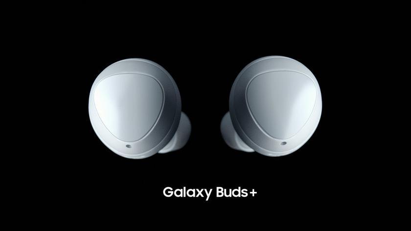 Samsung вместе с флагманской линейкой смартфонов Galaxy S11 представит беспроводные наушники Galaxy Buds+