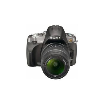 Sony Alpha DSLR-A330L 18-55 Kit