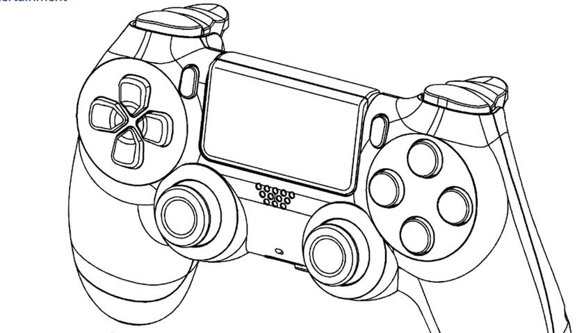 Sony запатентовала новый геймпад для PlayStation 5. Унего начетыре кнопки больше