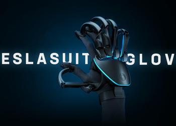 Новый уровень погружения: перчатка Teslasuit Glove позволит ощутить виртуальные объекты