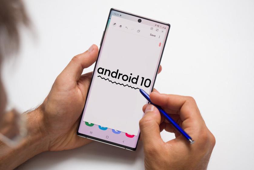 Samsung выпустил третью бета-версию Android 10 для Galaxy Note 10 и Galaxy Note 10+