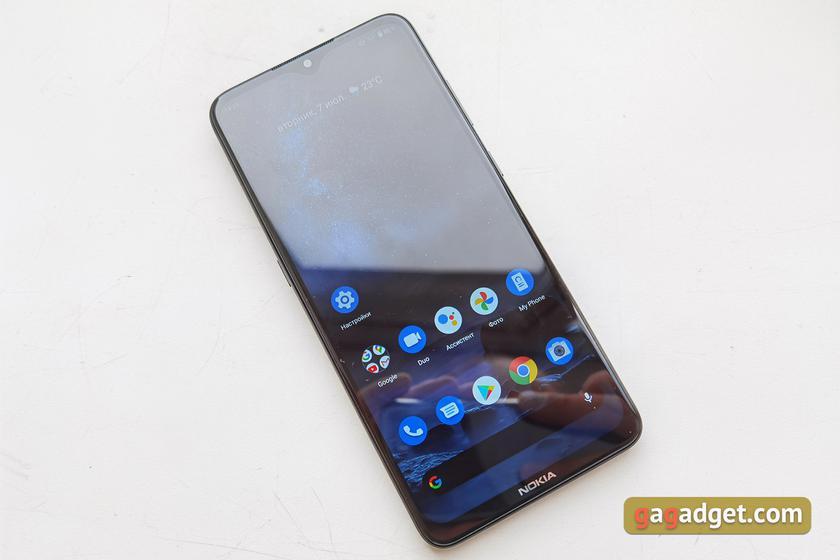Обзор Nokia 5.3: базовые смартфонные потребности-21