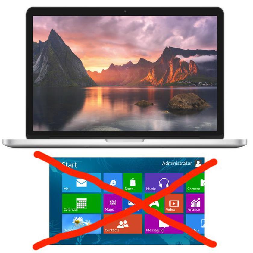 Спасибо, Microsoft: почему я перешел на MacBook
