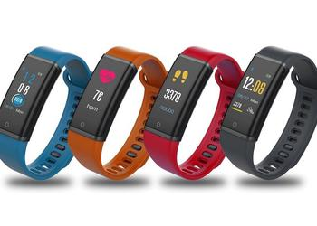 Fitness Trackers Lenovo Spectra and Cardio: protection against water IP68 and price tag $ 30-35