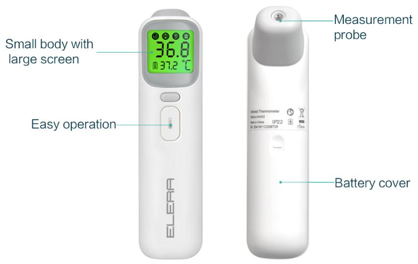 11 современных термометров и пульсоксиметров c Aliexpress-5