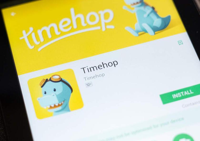 Хакеры украли у сервиса Timehop данные и «воспоминания» 21 миллиона пользователей