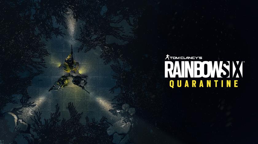 Ждали Rainbow Six Quarantine? УUbisoft есть новость, которой она неспешит делиться (дополнено)