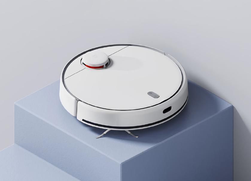 Xiaomi представила MiJia Robot 2: робот-пылесос с лазерной навигационной системой за $247