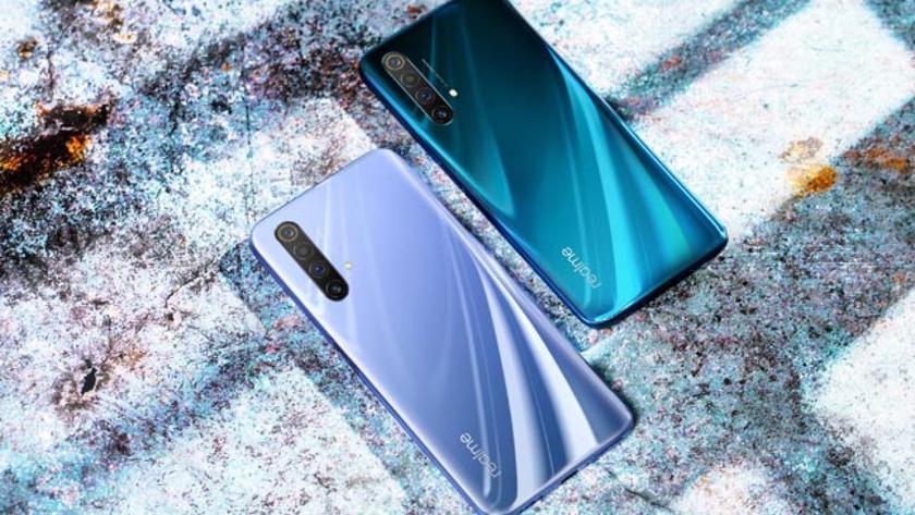Realme X50: почти самый дешевый 5G-смартфон с Snapdragon 765G, 64 Мп камерой и двойной фронталкой