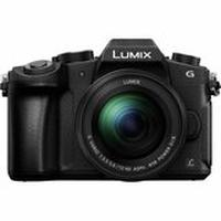Цифровой фотоаппарат PANASONIC Lumix DMC-G80 Kit 12-60mm (DMC-G80MEE-K)