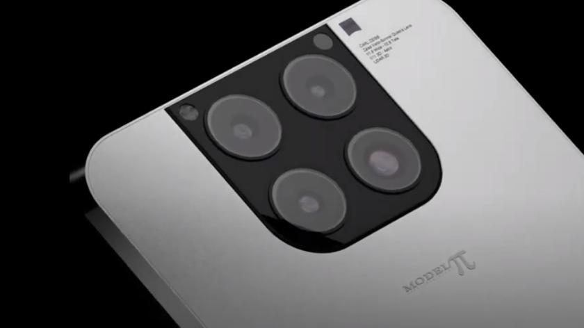 Tesla Model Pi на рендерах: первый смартфон компании Илона Маска с поддержкой интернета Starlink и майнингом Marscoin